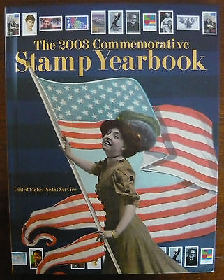 USA Jahrbuch 2003 The 2003 Stamp Yearbook United States Postal Service!!!!