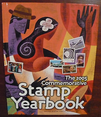 USA Jahrbuch 2005 The 2005 Stamp Yearbook United States Postal Service!!!!