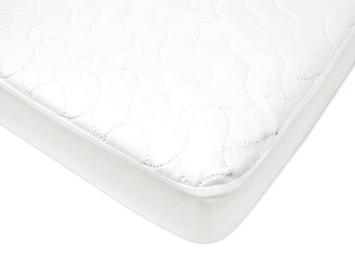 Standard Bed Baby Crib Memory Foam Mattress Sheet Pad Cover 28x52'' for Toddler