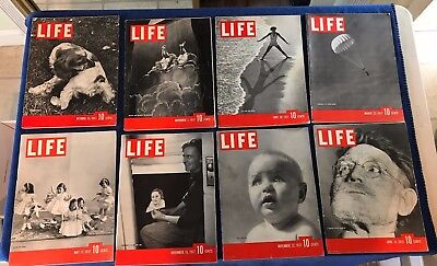 Entire 834-LIFE Magazine Inventory in Northern California SF Bay Area