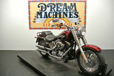 FLSTF - Softail Fat Boy -- Dream Machines Indian 2014 Harley-Davidson FLSTF - Softail Fat Boy  4357 Miles R