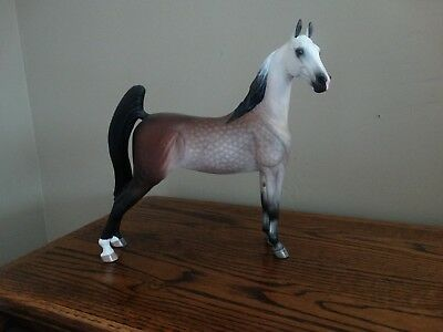 Artists Resin Model Horse Moonshine Kitty Cantrell American Saddlebred Mare