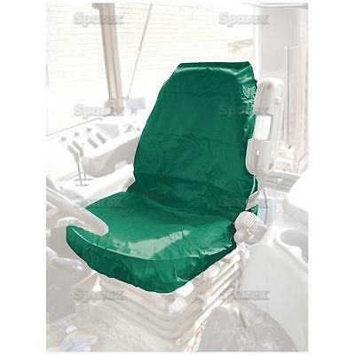 New Genuine Sparex Universal Fit Tractor Seat Cover Green Long Part# S.71830