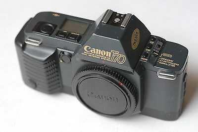 Canon T70 US Navy SLR Camera Body In Ext Condition, Military  US Navy T-70