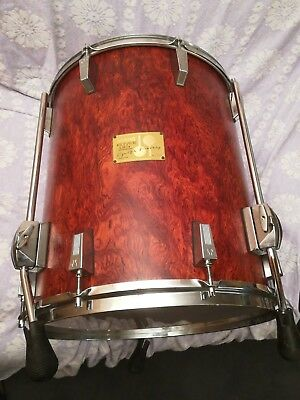 Sonor signature Horst link Vintage StandTom 16* 18 zoll Bubinga Heavy