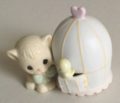 """Precious Moments """"Can't Be Without You"""" Porcelain Figurine"""