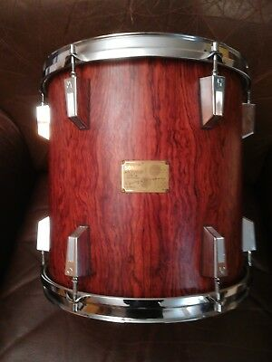 Sonor signature Horst link Vintage TomTom 13 * 13 zoll Bubinga heavy
