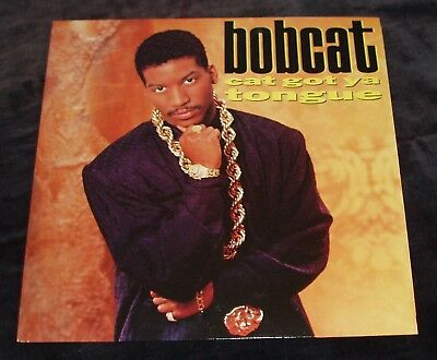 Bobcat - Cat got ya tongue    GERMAN VINYL LP