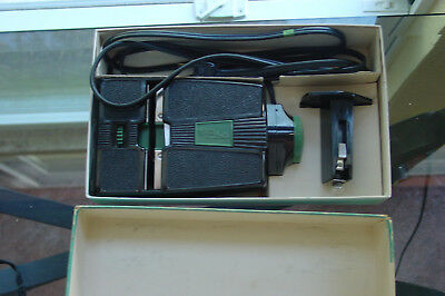 Realist 2062 Green Button  Set Working 110 or batteries Serviced only the best!!