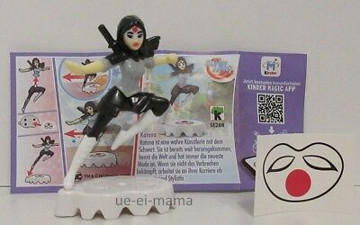 2017 DC Super Hero Girls Figur *Katana* + SE288