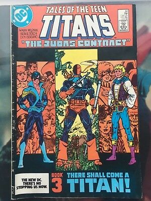 TALES OF THE TEEN TITANS #44 1ST APPEARANCE NIGHTWING Robin Movie KEY Free Bag