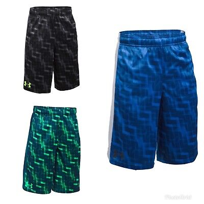 NWT Boy's Under Armour HeatGear Eliminator Shorts