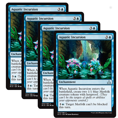 MTG - Rivals of Ixalan (RIX) - Choose Your Playset (x4 cards) - Uncommon