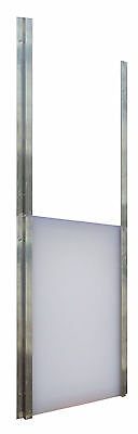 Kennel Guillotine Closure for Dog Doors
