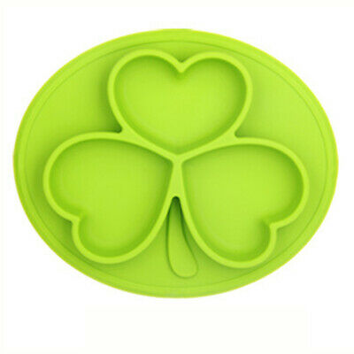 Hot Sale One-Piece Silicone Placemat Food Plate Table Mat for Baby Toddler Kid