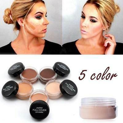Makeup Cosmetic Face Concealer Palette Cream Contour Moisturizing Beauty Tool