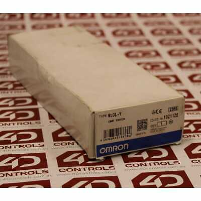 Omron WLCL-Y Limit Switch Rod Lever NO/NC 500V - New Surplus Open