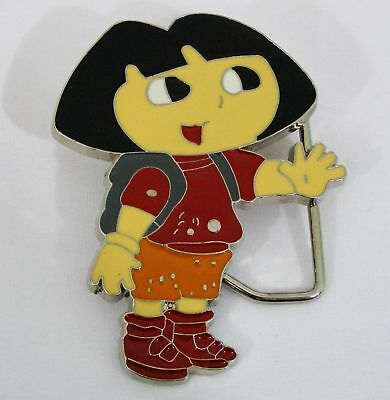 Animated Cartoon Hero Accessories DORA the EXPLORER Belt Buckle