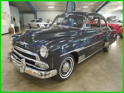 1951 Chevrolet Deluxe  1951Chevrolet Deluxe Coupe 235 straight 6-Cyl 3-Speed Manual 51