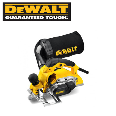 DeWalt 1050 W Heavy Duty Corded 4 mm Woodworking Planer with Bag D26500K-XE