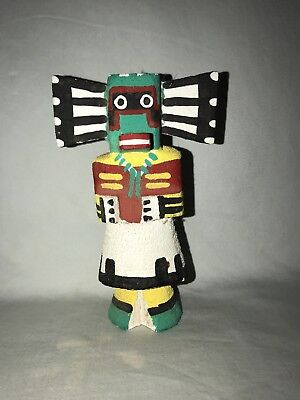 Warrior Kachina Doll By Pooley