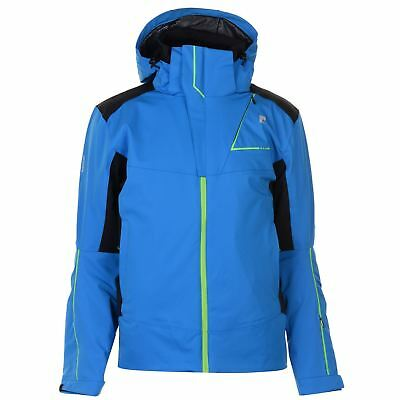 Nevica Whistler Ski Jacket Mens Gents Coat Top Full Length Sleeve Water