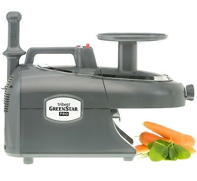 TRIBEST GREEN STAR Pro Commercial Juice Extractor GS P502
