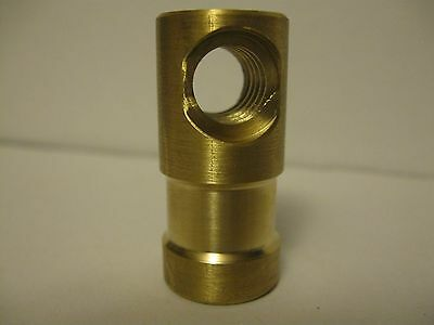 """Atlas / Craftsman 12"""" Inch Commercial Lathe Compound Feed Nut 537-040"""