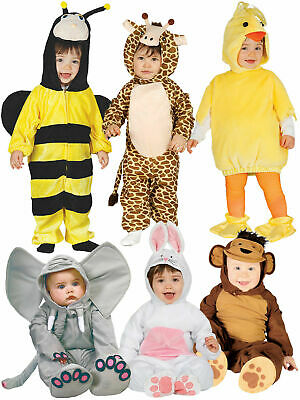 Baby Boys Girls Easter Chick Animal Chicken Fancy Dress Costume Outfit 6-24mths