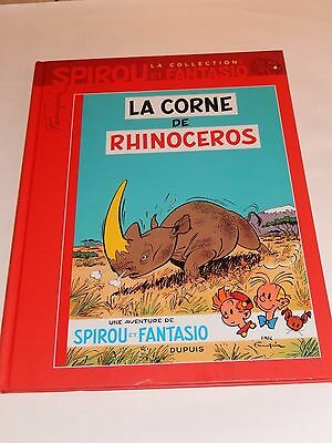 La Corne de Rhinoceros Vol.3 Comic Book in French