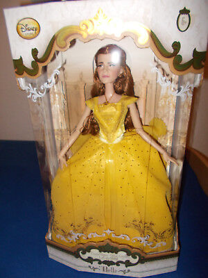 Disney Beauty And The Beast Limited Edition Belle Doll 2017 SOLD OUT