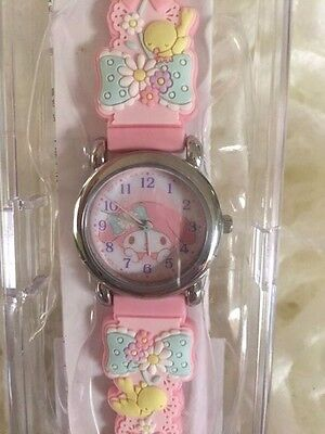 My Melody Rubber Watch (NEW)