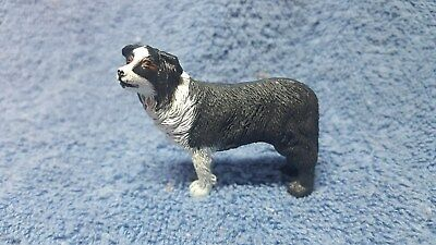 Border Collie~Sweet Figurine~~Look At That Face~~2 Inches
