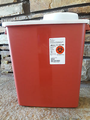 16 Pieces of SharpSafety Sharps Containers - 8964
