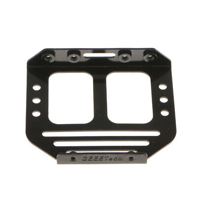 1pcs Metal Extruder Dual Head Mount Holder for MK8 Reprap Prusa 3D Printer