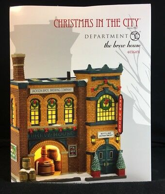 "NEW Department 56 ""The Brew House"" #4036491"