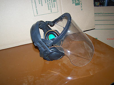 Husqvarna  Hearing Protector safety Ear Muff + face guard muffs (use w chainsaw)