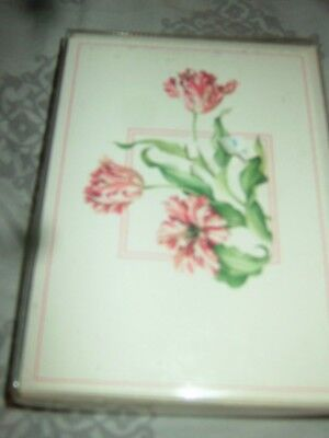 NIP Vtg--10 BLANK CARDS & ENV--Would Make Nice Wedding Thank You's--NEW PRICE