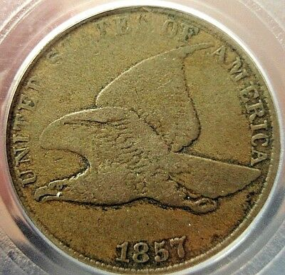 1857 Flying Eagle Cent Penny PCGS VF20 Very Fine 12366006 Price Reduced