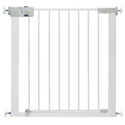 Safety 1st Baby / Child Pressure Fit Simple Close Metal Safety Gate 6-24 Months
