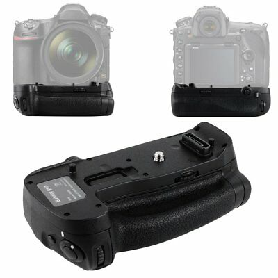 Professional Vertical Battery Grip Pack Holder For Nikon D850 Camera【AU】