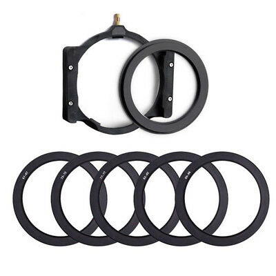 67/72/77/82/86mm Multifunctional Camera Filter Adapter Holder&Rings for Cokin Z
