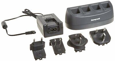Honeywell 4-Bay WMPS Battery Charger (MB4-BAT-SCN01NAW06)
