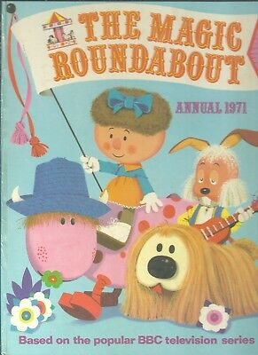 The Magic Roundabout Annual 1971