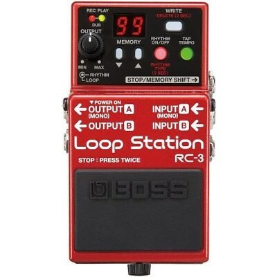 Boss RC-3 Loop Station | Neu