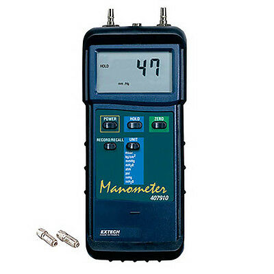 Extech 407910 Heavy Duty Manometer