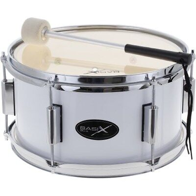 GewaPure Basix Marching Drum 12x7 white | Neu