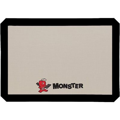 "Dishwasher Safe Monster Silicone Baking Mat 19"" X 14"" X 0.3"" By Love"