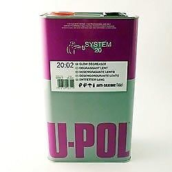 U-pol System 20 Fast  Panel Wipe & Degreaser 5L UPOL Panelwipe.