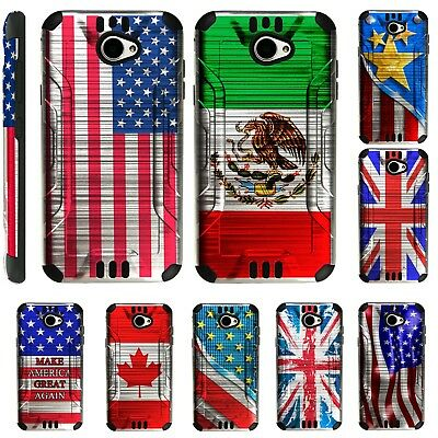 SILVER GUARD For Samsung Galaxy J7 Prime/Sky Pro/ Halo/ Perx Phone Case Cover E5